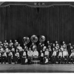 WP00613: The Wells Youth Band ca. 1930s.