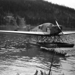 WP00765: Float plane on the Jack O' Clubs lake.