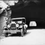 WP00853: Fraser Canyon tunnels ca. 1928.