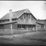 WP01040: 100 Mile House ca. 1933.
