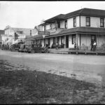 WP01041: The Cariboo Hotel, Quesnel ca. 1933